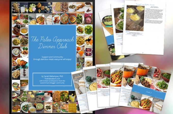 The Paleo Approach Dinner Club Review – Pineapple & Lychee Granita Recipe