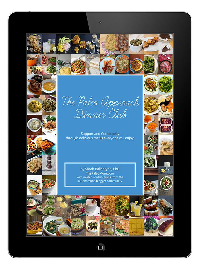 The Paleo Approach Dinner Club eBook