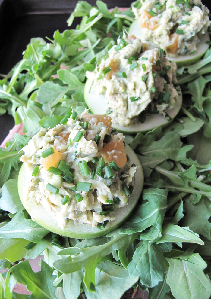 Paleo tuna salad - asquirrelinthekitchen.com