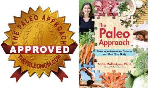 Paleo Approach Approved Website