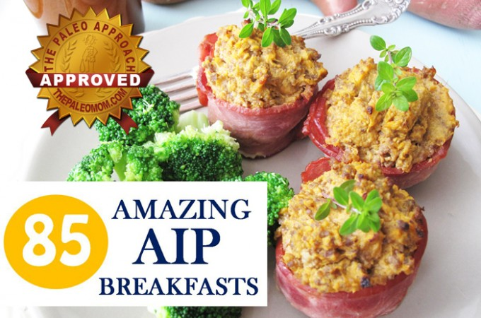 85 Amazing AIP Breakfasts – A Paleo Autoimmune Protocol Community Cookbook