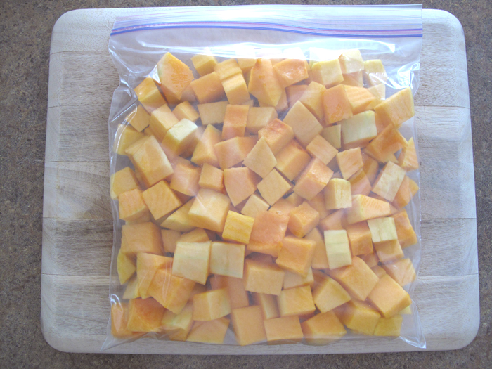 How to cut and peel butternut squash? - A Squirrel in the Kitchen