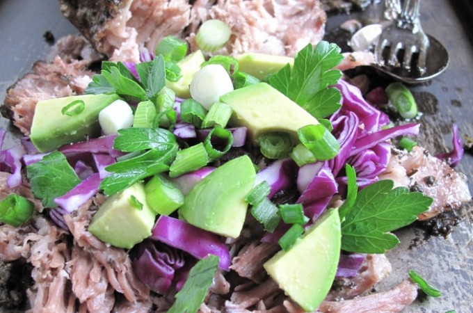 AIP / Paleo Sage Pulled Pork – Slow Cooker Recipe