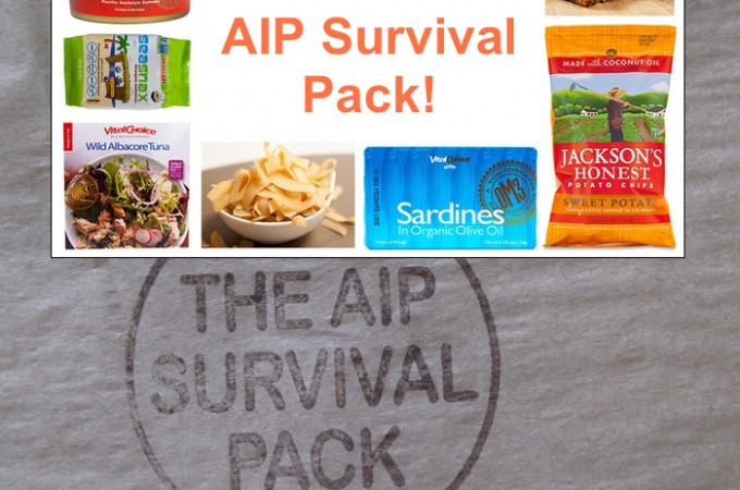 The AIP Survival Pack by Barefoot Provisions – Review and Giveaway!