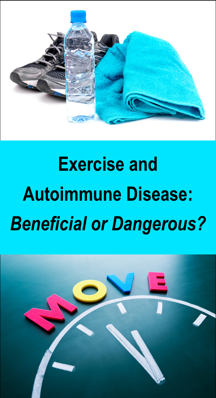 Exercise and Autoimmune Disease: Beneficial or Dangerous? - A Squirrel in the kitchen