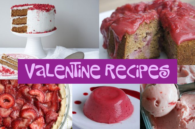 35+ AIP Paleo Valentine Recipes