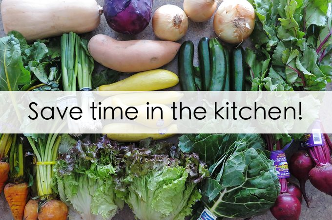 This Simple Trick Will Save You Hours in the Kitchen Later!