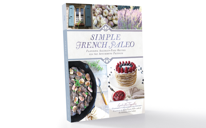 Simple French Paleo cookbook