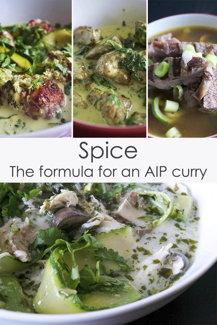 Spice Cookbook Review: The Formula for an AIP Curry