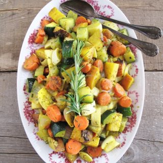 AIP No Nightshade Ratatouille from Simple French Paleo