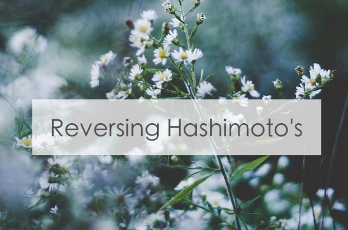 Reversing Hashimoto's: the Story of my Recovery