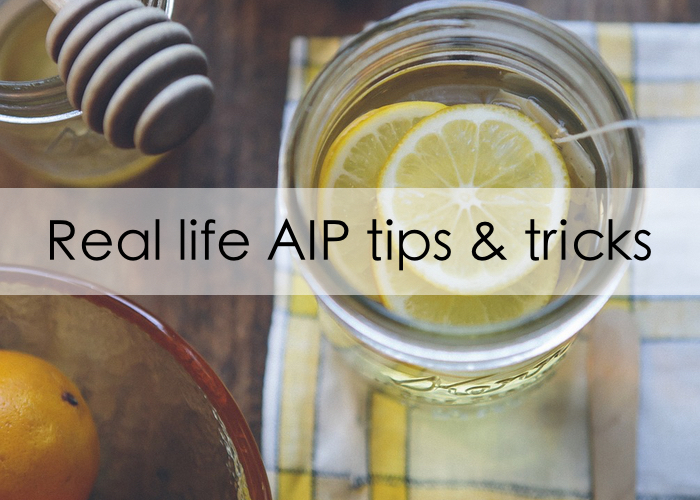 Real life AIP tips and tricks features stories from people like you who are using the Paleo Autoimmune Protocol to manage an autoimmune condition and live well