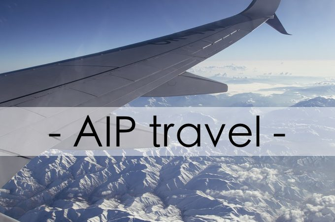 AIP Travel : Airplane and Rental Property (part 1)