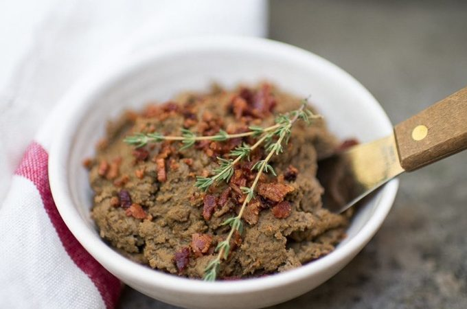 Bacon-Beef Liver Pâté and The Autoimmune Wellness Handbook Review