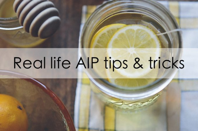 Real Life AIP Tips and Tricks from People Like You! #5