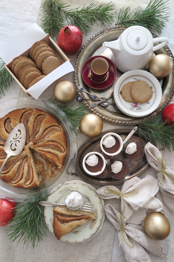 Host a French Style AIP Feast for Christmas!