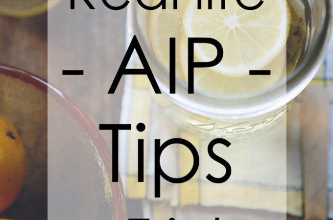 Real Life AIP Tips and Tricks from People Like You! #6