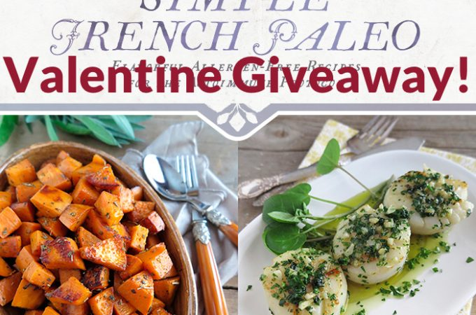 My Valentine's Day Gift to You – A Big Giveaway!