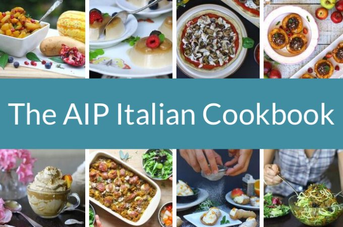 The AIP Italian Cookbook Review