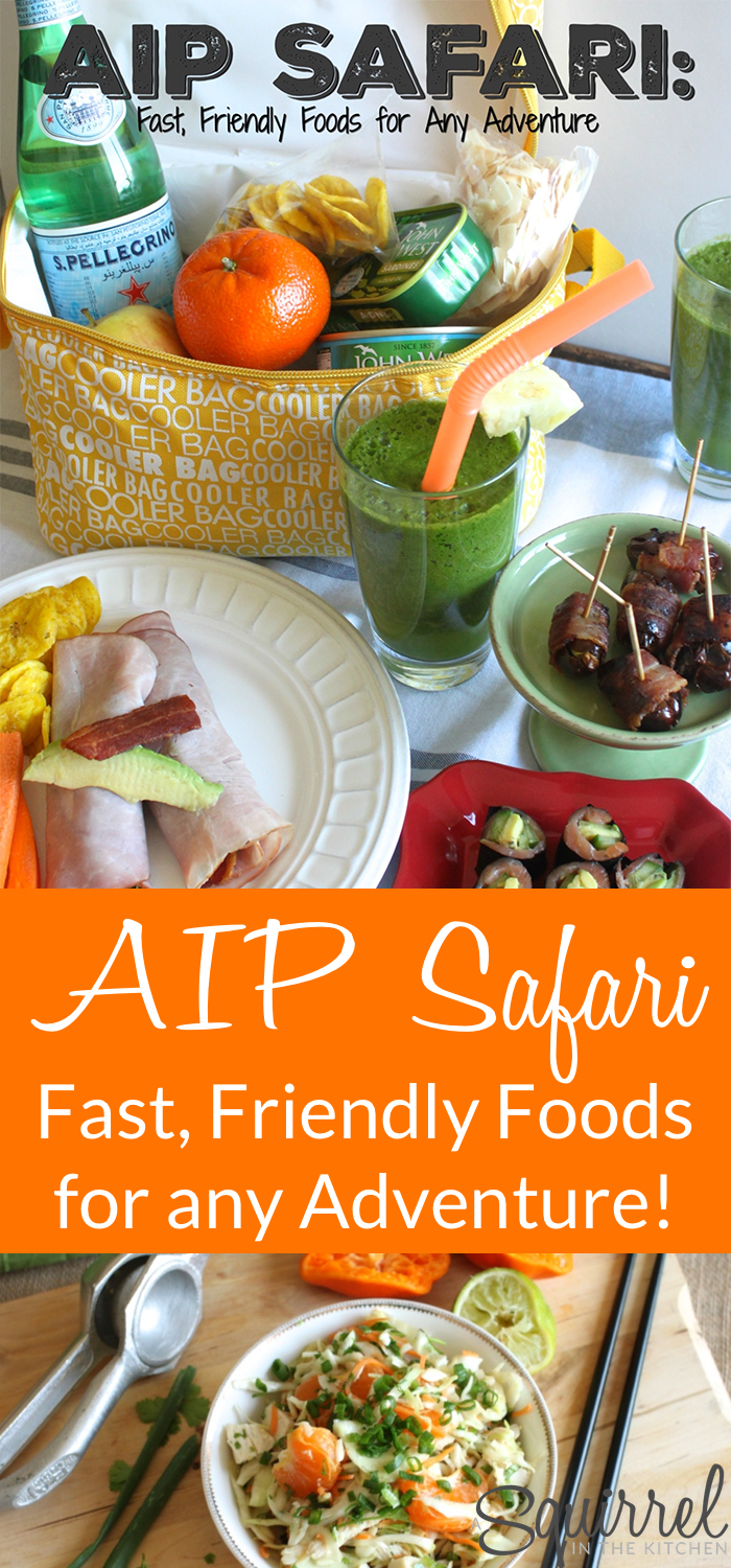 AIP Safari Review : Fast, Friendly Food for any Adventure