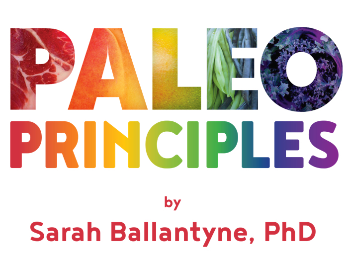 Paleo Principles by Sarah Ballantyne - Review + Giveaway