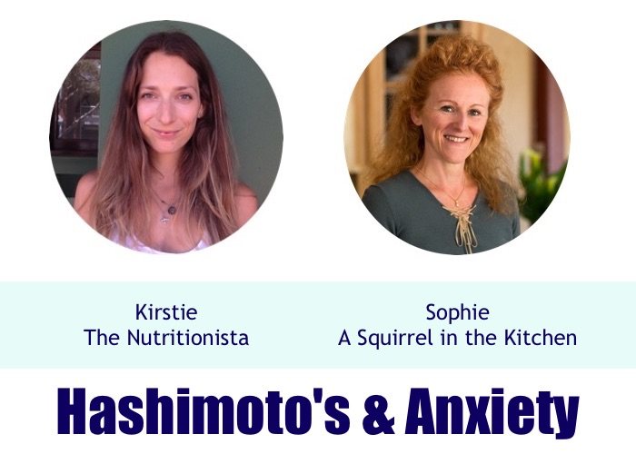 Hashimoto S And Anxiety Part 1 A Squirrel In The Kitchen
