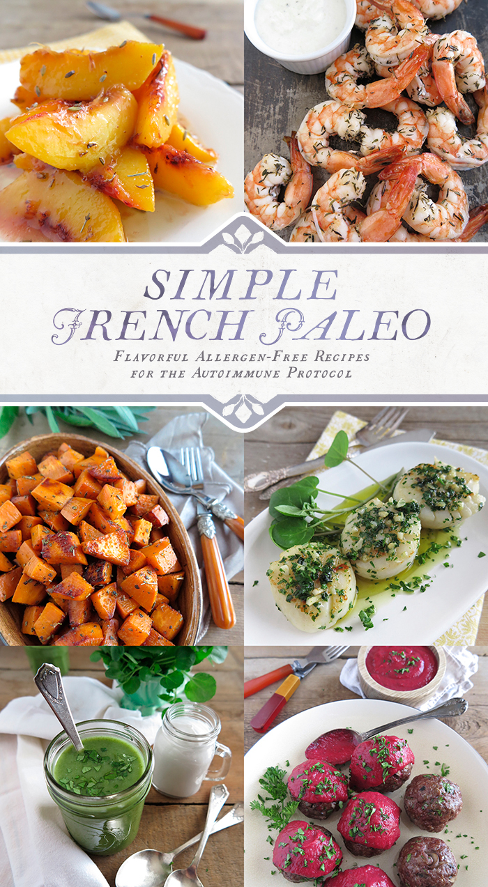 Simple french paleo discover the art of enjoying food on aip simple french paleo flavorful allergen free recipes for the autoimmune protocol a squirrel forumfinder Image collections