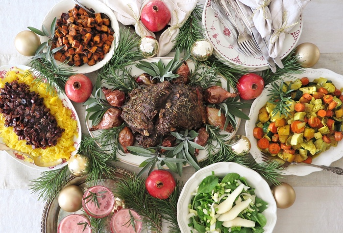 Christmas In France Food.Host A French Style Aip Feast For Christmas A Squirrel In
